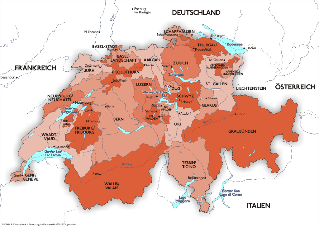 Grafik mit Verweis - Webseitenbau - A. Brandenberger